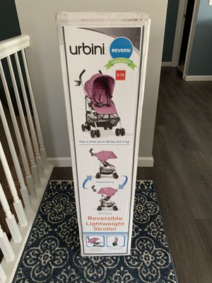 Urbini Reversible stroller for Sale in Festus, MO