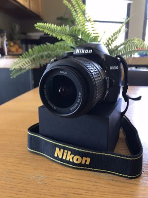 Nikon D3200 for Sale in Gurnee, IL
