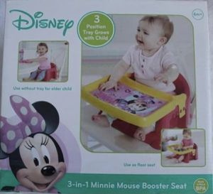 Minnie 3 in 1 Booster Seat or Potty, NEW! Porch Pickup or Can Ship! for Sale in Roxbury Township, NJ