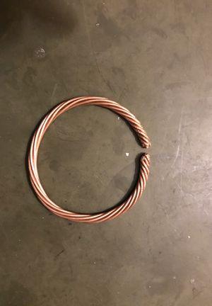 Handmade Pure non-coated Copper Bracelet for Sale in Spokane, WA