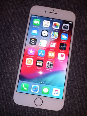Apple iphone 6 Unlocked Like New for Sale in S CHESTERFLD, VA