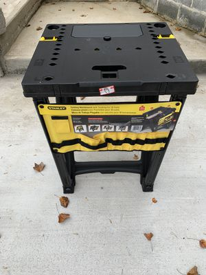 Stanley work bench for Sale in Silver Spring, MD
