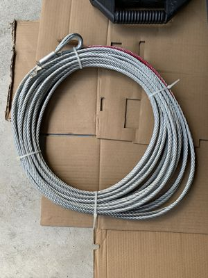 Winch Cable Brand New Smittybilt for Sale in Frisco, TX