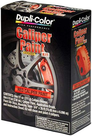 Duplicolor Caliper Paint Kit - Red for Sale in Centreville, VA