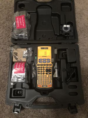 Rhino 5200 Industrial Label and Barcode Printer for Sale in Mesa, AZ