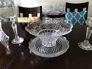 HANDCRAFTED CRYSTAL BOWL for Sale in San Antonio, TX