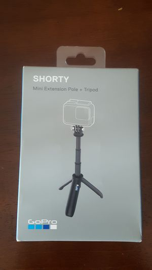 GoPro shorty mini extension pole + tripod for Sale in Minneapolis, Minnesota