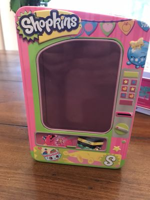 Shopkins case for Sale in Millville, NJ