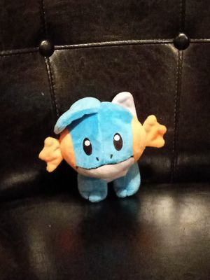 Mudkip Plushie 2007 Pokemon plush for Sale in Teterboro, NJ