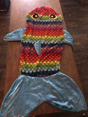 Snuggie tail sleeping bag blanket for Sale in San Diego, CA