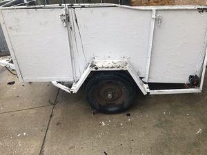 5/8 utility trailer for Sale in Burbank, IL