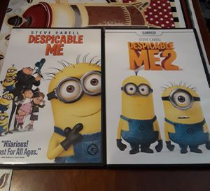 DESPICABLE ME & ME2 for Sale in Oaklyn, NJ