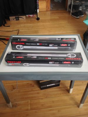 Tekton Torque Wrench for Sale in Norwalk, CA