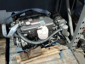 Rebuilt YANMAR marine Engine 4JH-series for Sale in San Diego,  CA