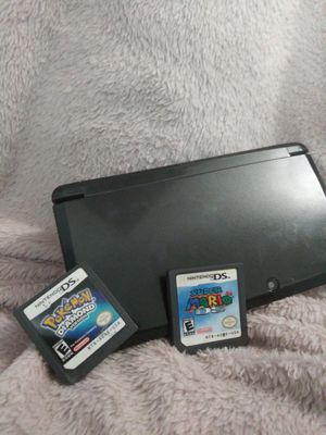 Nintendo 3ds with games for Sale in Denton, TX