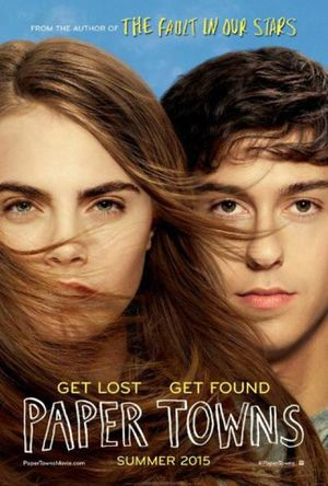 PAPER TOWNS (HDX VUDU, HD ITUNES, HD GOOGLE PLAY) digital movie code. Instant delivery! Free Shipping! (DC4) for Sale in New York, NY