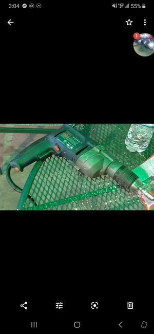 bosch corded power drill for Sale in McPherson, KS