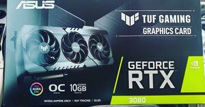 For trade TUF Gaming RTX 3080 OC. Read description for Sale in Wheaton, MD