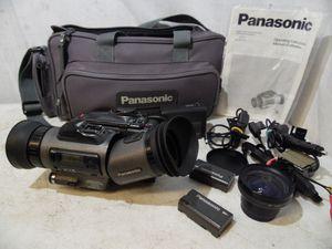 Panasonic AG.EZ1 3 CCD Digital Video Camera Recorder Professional Mini DV Japan for Sale in Upper Darby, PA