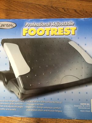 Kantek footrest new in box for Sale in Beverly Hills, CA