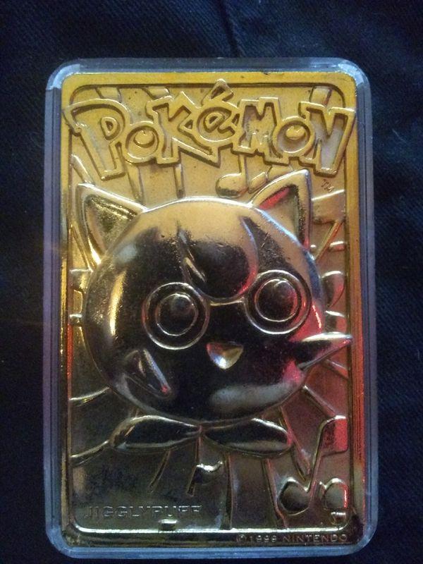 Collection Pokemon card