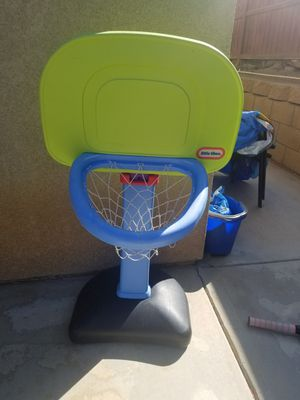 Little tikes basketball for Sale in Moreno Valley, CA