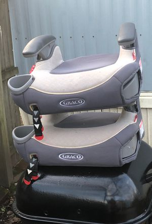 Two Graco booster seats for Sale in Levittown, PA