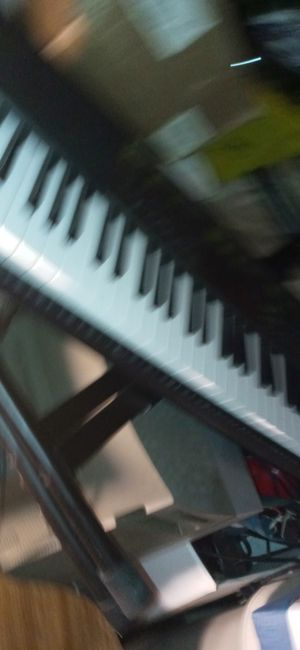Keyboard And stand for Sale in Kings Mountain, NC