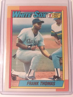 Frank Thomas rookie card for Sale in Townsend, MA
