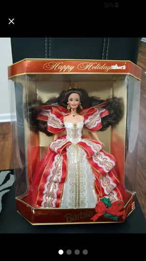 1997 Holiday Barbie for Sale in Toms River, NJ