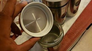 Free kitchen canisters for Sale in Lexington, KY