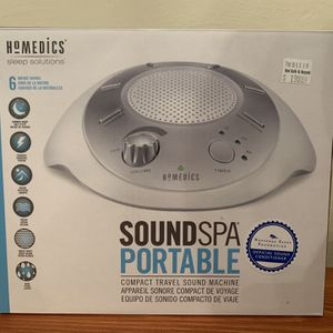 Homedics Sound Machine for Sale in Apollo, PA