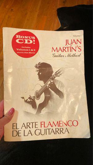 Juan Martin's Guitar Method Vol. 1 for Sale in Los Angeles, CA