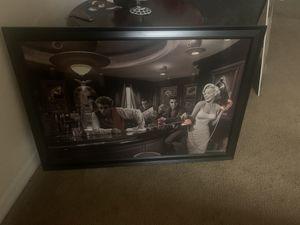 Marilyn Monroe picture frame for Sale in Brandon, FL