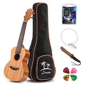 NEW Donner concert ukulele, 23 inch for Sale in Claremont, CA