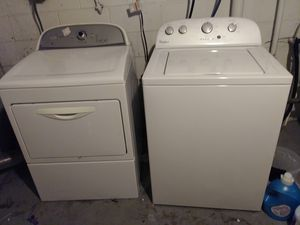 Washer and dryer for Sale in Denver, CO