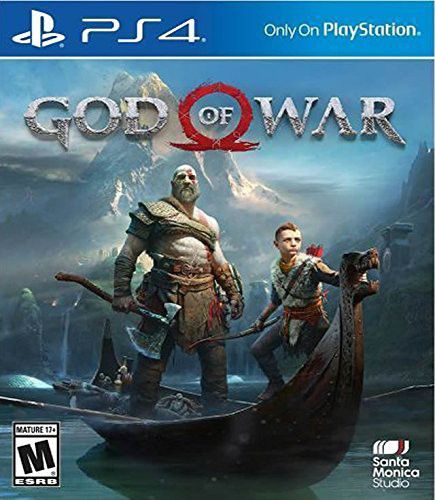 PS4 Brand New God of War (GOY 18' Edition) & Lego Incredibles - Still sealed in plastic