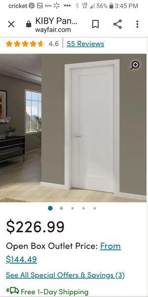 Brand New White Shaker Door for Sale in Oklahoma City, OK