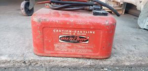 3 Gallon Gas Tank for Boat Motor for Sale in Dallas, TX