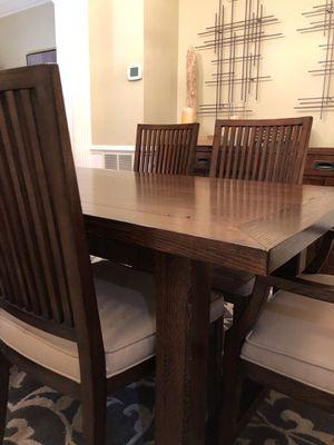 Restoration Hardware Dining Room Set. Like new. for Sale in Alexandria, VA