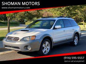 2005 Subaru Legacy Wagon for Sale in Davis, CA