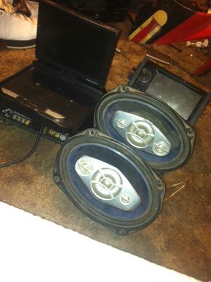 CAR STEREO DVD/AUDIO SYSTEM for Sale in Merced, CA