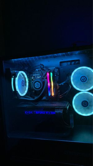 High end cyber power gaming pc Gamer Supreme for Sale in Huntington Beach, CA
