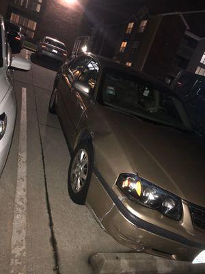 2005 Chevy Impala for Sale in Crete, IL