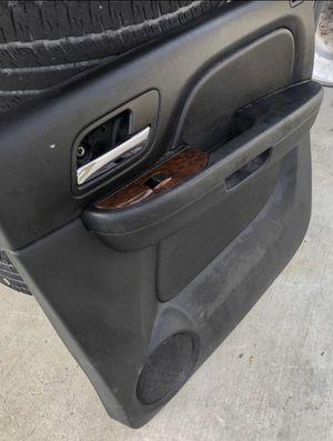 07-13 Chevy Silverado rear passenger door panel for Sale in Los Angeles, CA