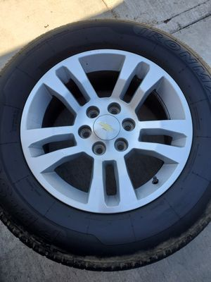 Rims chevy for Sale in Moreno Valley, CA