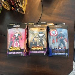 Marvel Legends Avengers Action Figures for Sale in Long Beach,  CA