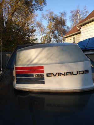 1979 Evinrude ..motor cover for Sale in Wyandotte, MI