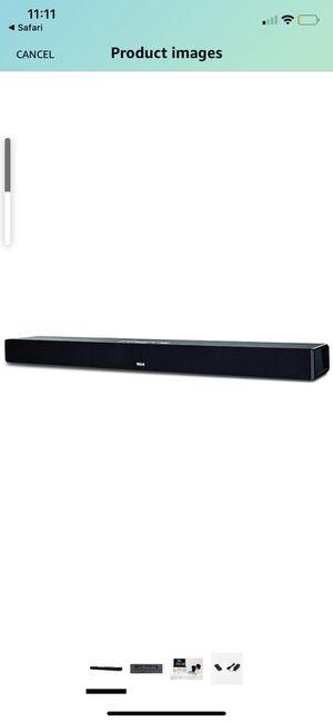 RCA Bluetooth sound bar for Sale in Stockton, CA