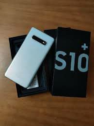 SAMSUNG GALAXY S10...COM0LETE IN THE BOX for Sale in Shadow Hills, CA